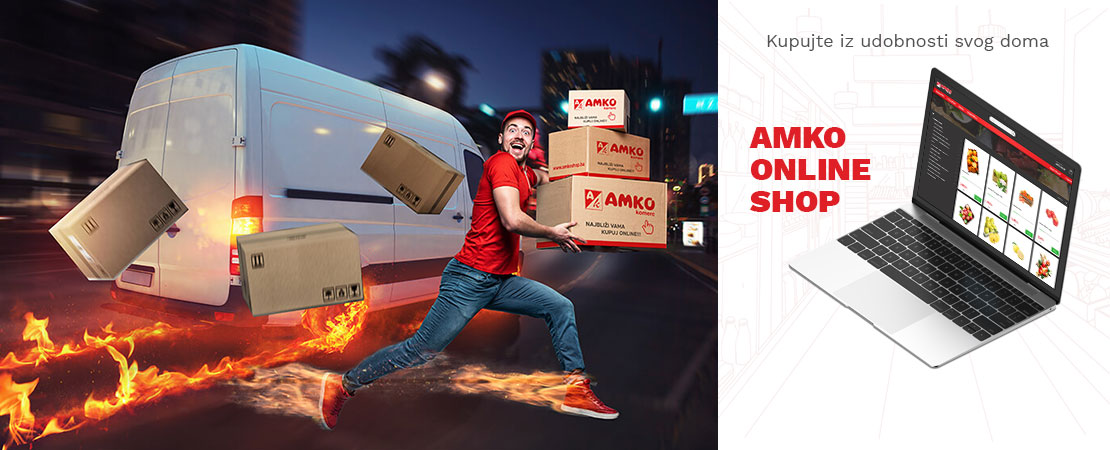 Amko web shop slide